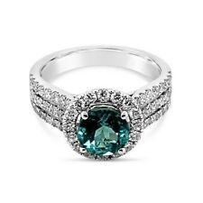Levian Couture ® Anillo Neón Verde Turmalina diamantes Vainilla ™ ® 18K oro Vainilla ®