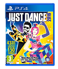 Just Dance 2016 (Sony PlayStation 4 2015)