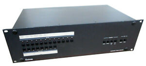Extron CrossPoint Series Switcher