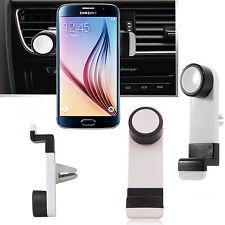 Supporto auto cruscotto bocchette griglie aria per Samsung Galaxy S6 EDGE PLUS