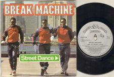 "BREAK MACHINE Street Dance  7"" Ps, Vocal B/W Instrumental, Soho 13 (Vg/Vg, Vinyl"