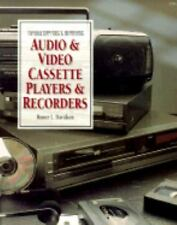 Troubleshooting & Repairing Audio & Video Cassette Players & Recorders-ExLibrary