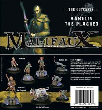 Malifaux - Outcasts: Hamelin the Plagued Box Set (The Plagued) WYR5047