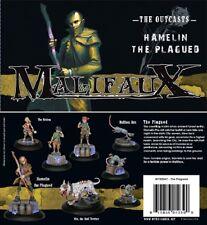 Malifaux - Outcasts: Hamelin the Plagued Box Set (The Plagued) WYR5047