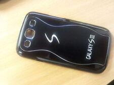 Étuis, housses et coques etuis, pochettes noires Samsung Galaxy S pour téléphone mobile et assistant personnel (PDA)