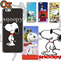 SNOOPY Case for Samsung Galaxy Note 9, Peanuts Design Painted Cover WeirdLand