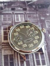 REGULATEUR Molnija Regulator Luftwaffe Military men's Wristwatch Vintage