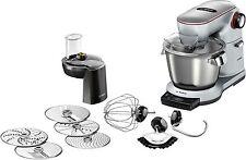 BOSCH MUM 9DX5S31 Universal Küchenmaschine Edelstahl 1500 Watt EXCLUSIV NEU