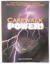 Scott R Garrigus / Cakewalk Power / Used / Paperback / Pro Audio,Home&Guitar Stu