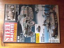 $$y Revue Steel Masters N°46 Kharkov 1943  Ford V3000  JSDF Type 90  Marder III