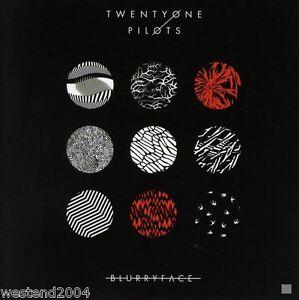 Twenty One Pilots 21 - Blurryface - NEW CD fairly local , Ride