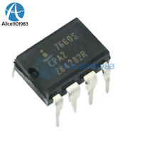 50PCS ICL7660SCPAZ ICL7660S CMOS Voltage Converter IC INTERSIL DIP-8