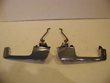 1967 69 70 PLYMOUTH GTX ROAD RUNNER OUTER DOOR HANDLES DODGE CORONET RT SUPERBEE