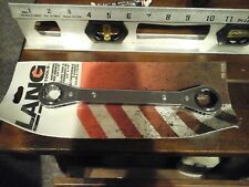Flat Ratchet Box Wrench 3/4 x 7/8,12 Pt Lang Rb-2428 Free Shipping