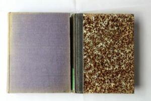 A2/ 2x altes Buch - Griechische Prosaiter - verschie. Bänder - von 1827 und 1837
