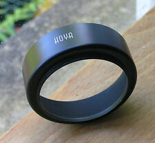 49mm   metal  screw in  Lens Hood shade used Hoya japan