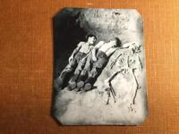 Unusual-Bizarre-Unique & Interesting-Missing Garret Brothers RP tintype C389RP