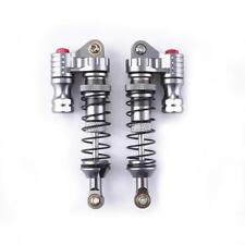 2pc 100mm Metal Shock Absorber Parts for 1/10 RC Rock Crawler Traxxas Hsp Redcat