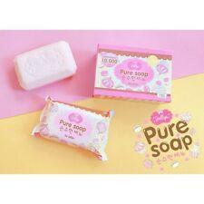 10 Pure Soap Jelly Whitening Skin Aging Anti Body Beauty Lightening White Gluta