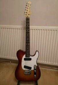 Original 1980's G&L Asat Tele Guitar. By Leo Fender. With Original Case. Near...