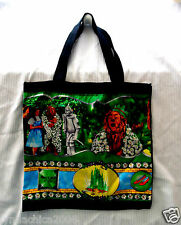 THE WIZARD OF OZ Tote Bag (Measures 15 x 15.5 INCHES)