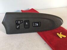 #K (1) 2002-2005 Chevrolet Trailblazer passenger  Door Window Switch heated seat