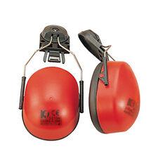 Viwanda Clip On Gehörschutz für Schutzhelm mit Helmsteckspange Helmbefestigung