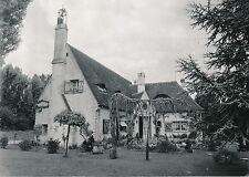 L'ÉTANG-LA-VILLE c. 1950 - Jolie Maison Yvelines - DIV 5203