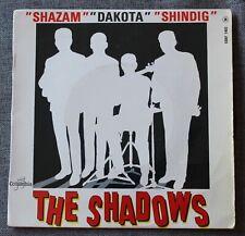 The Shadows, shazam + 3, EP - 45 tours