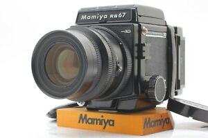 [NEAR MINT] Mamiya RB67 Pro SD Camera K/L KL 90mm f/3.5 L Lens From JAPAN # 885