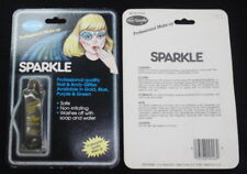 Vintage 1980s Fun World Sparkle Glitter Make-Up on Original card