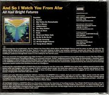 And So I Watch You From Afar, All Hail Bright Futures; 12 trk Adv CD