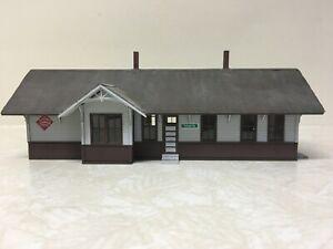 HO Scale Laser Cut Train Station