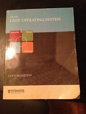 Unix Operating System Cis 155