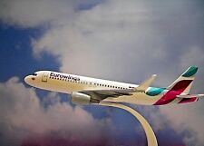 Herpa Wings 1:200 SNAP FIT Airbus A320  Eurowings  D-AEWW  610674-001
