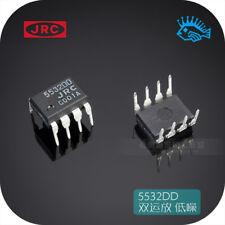 Japan JRC5532DD NJM5532DD HIFI low noise precision dual op amp over NE5532