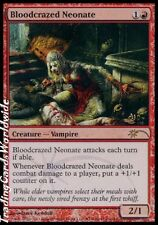 Bloodcrazed Neonate // FOIL // NM // Gateway Promos // SPA. // Magic Gathering