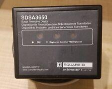 Square D Schneider Electric Sdsa3650 Suppressor, 3 Phase Surge Protector