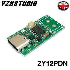 PD2.0 3.0-USB Decoy Fast Charge Trigger Detector ZY12PDN Bare Board 0-5A 3-20V