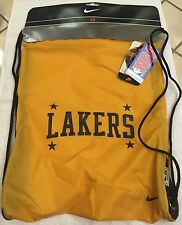 Lakers Nike 2000's Rewind Gymsack Bag!!! Brand New with Original Tags!!! TEAM LA