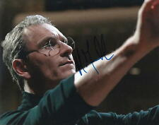 MICHAEL FASSBENDER.. as Steve Jobs - SIGNED
