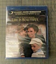 Life Is Beautiful Blu-ray Disc, 2011 New RegionA