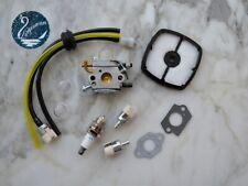 Carburetor f Echo A021000940 PB200 PS200 ES210 ZAMA C1UK78 Air Filter Fuel Kit