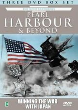 WINNING THE WAR WITH JAPAN WWII Pearl Harbour & Beyond 3 DVD BOX SET