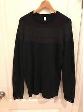 NWT LULULEMON Sweater Days Crew CCNY Sweater Large $158