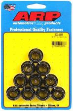 ARP 12-Point Nut Kit Black Oxide 9/16 in.-18 RH Thread * 300-8335 *