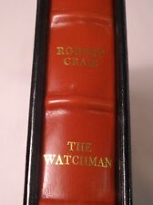The Watchman by Robert Crais - SIGNED Ltd Edition - #33/200 RARE (B198)