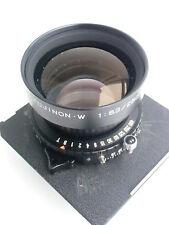 Fujinon (Fuji) W 250mm / f6.3 lens, Copal shutter, TOYO lensboard (497576)