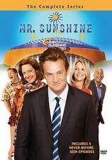 MR. SUNSHINE: SEASON 1  Region Free DVD - Sealed