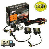 55W HID Xenon Kit H1 H3 H7 H8/H9/H11 HB3 HB4 Light Ballast Conversion Headlight
